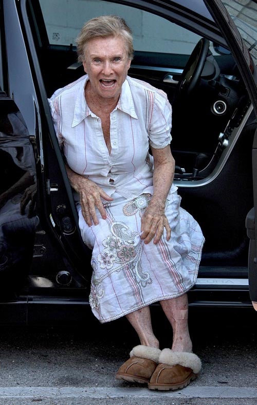 You Just Have To Love Cloris Leachman