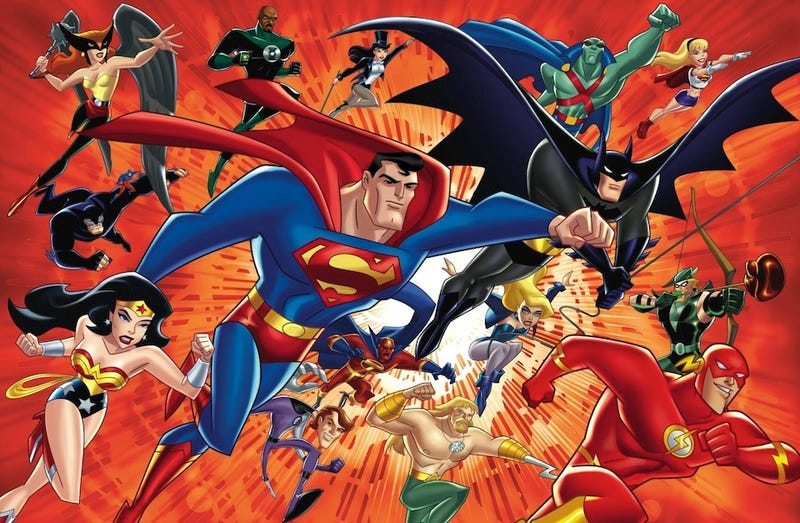 Oh @#$%, Bruce Timm is leaving DC animation?!