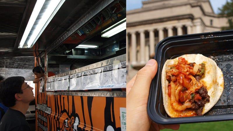 Korilla BBQ Truck: First Eat