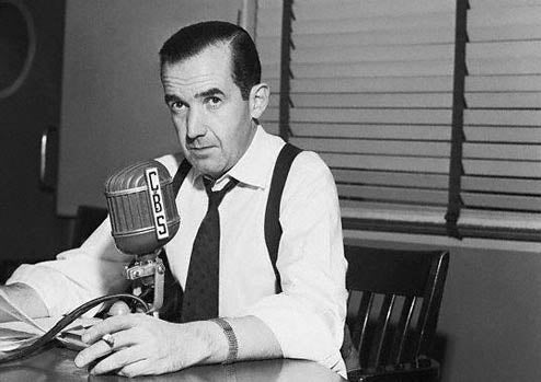 Commenter Of The Day: Edward R. Murrow In Europe