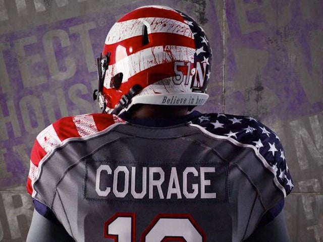 Under Armour: Those Bloody Flag Jerseys Are Not Bloody Flag Jerseys