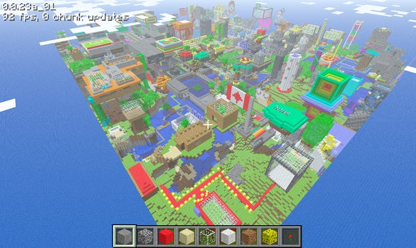 Minecraft Is Just One Of The 391 Indie Game Festival Entrants You Should Know