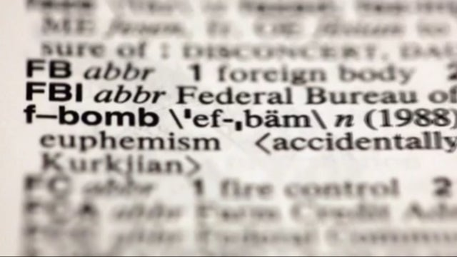 Next Edition of Webster's Dictionary Will Define 'F-Bomb,' 'Sexting,' and 'Man Cave'