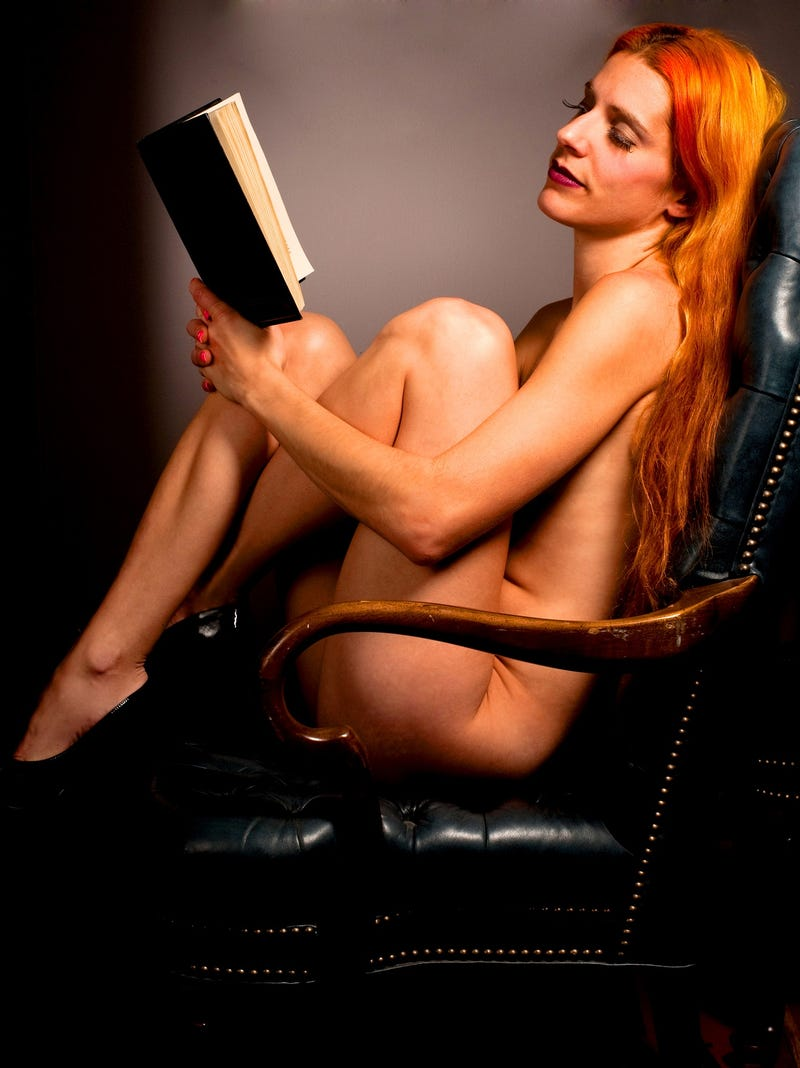 Let A Live Nude Girl Read Science Fiction To You