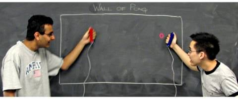 Pong, Anytime, Anywhere