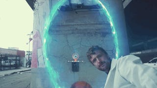 Playing Basketball With a <i>Portal</i> Gun Would Be Awesome