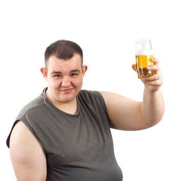 Study: Overweight Men Last Longer In Bed