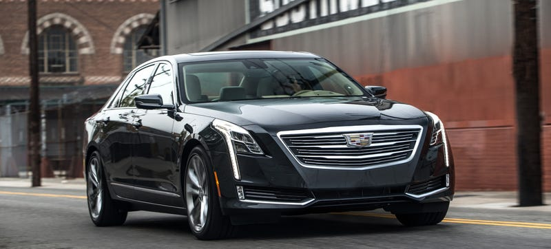 Who Makes Cadillac >> 2016 Cadillac Ct6 Makes American Luxury Relevant Again
