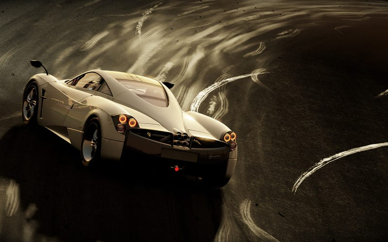Yup, This Is Still The World's Most Attractive Racing Game