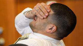 No, Aaron Hernandez Wasn't Found Not Guilty