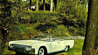 Lincoln Continental A Brief History