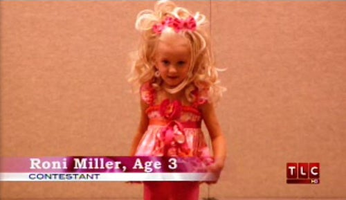 Toddlers & Tiaras: Children Who Don't Wax Their Eyebrows Don't Get The Crown