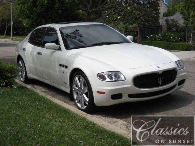 Lindsay Lohan's Maserati Quattroporte On eBay