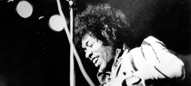 Jimi Hendrix's Last Interview, Recorded a Week Before He Died