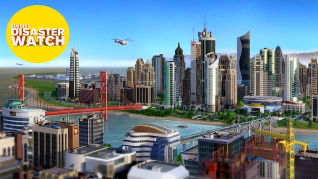 SimCity Creators Say They're Fixing The Game's Road Traffic Weirdness