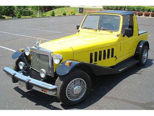1948 IH Truck Plus Suzuki Samurai Plus Lots Of Work Equals... Parade Car?