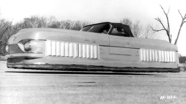 What Cars would Be Greatest Because Hovercars?