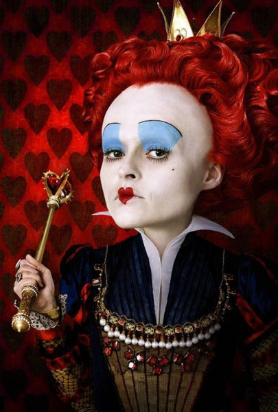 """Tim Burton's """"Alice"""" Is A Bad Marriage Between Disney and Goth"""