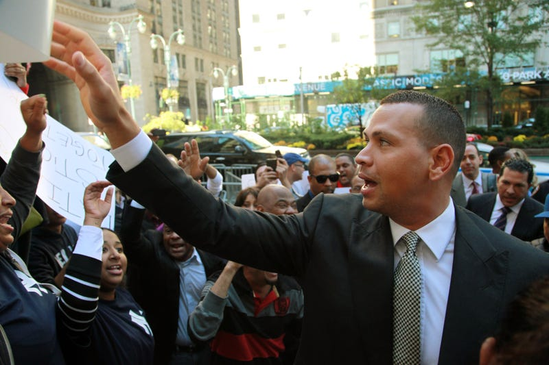 Report: A-Rod Argues He Had No Idea He Was Taking PEDs