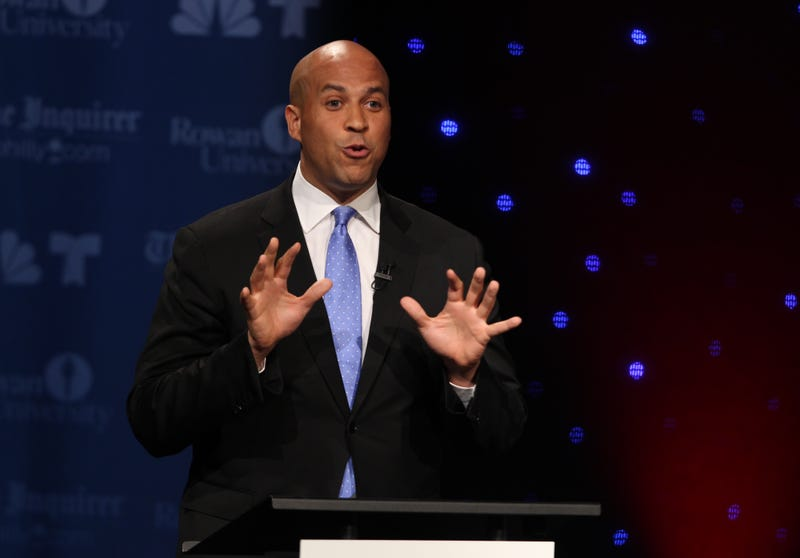 Cory Booker's Failing Video Startup Sold for Peanuts