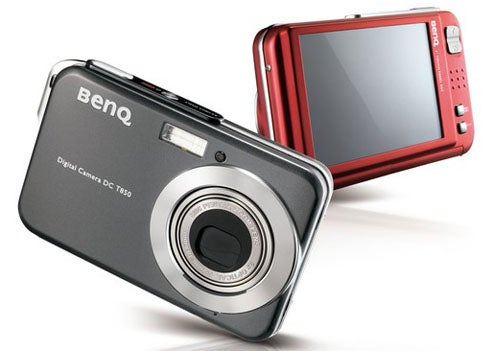 This Skinny BenQ T850 Packs a Fat Touch Screen