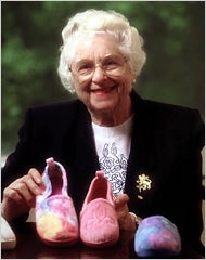 Rest in Peace, Slipper Lady.