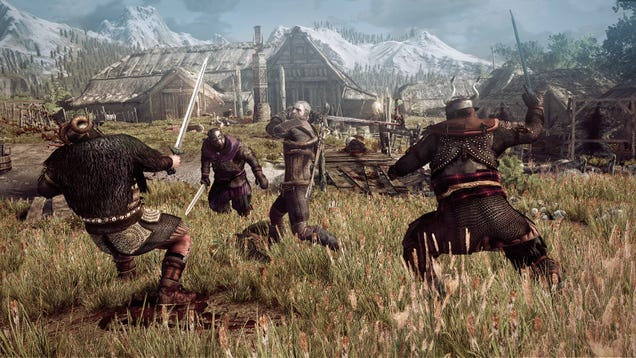 Witcher 3 Glitch Preventing XP Gain For Some Quests