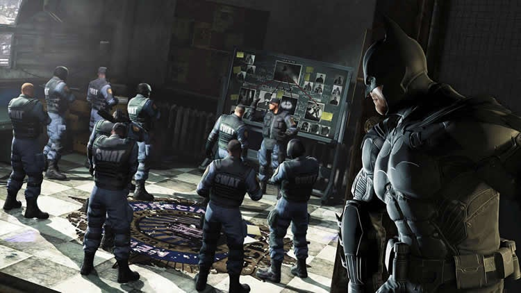 Arkham Origins Benchmarked: How's Your PC Handling The Batman?