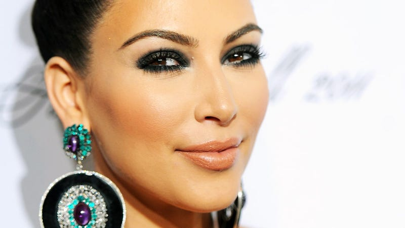 Kim Kardashian on Occupy Wall Street: 'Ohhhh That Cake Looks Good'