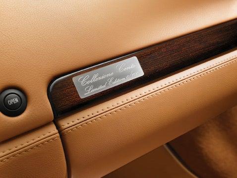 Detroit Auto Show: Maserati Reveals Collezione Cento, Complete with Touchscreen Internet