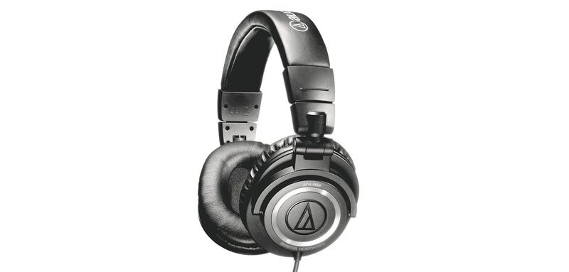 [GONE] Audio-Technica ATH-M50 Professional Studio Monitor Headphones are $106