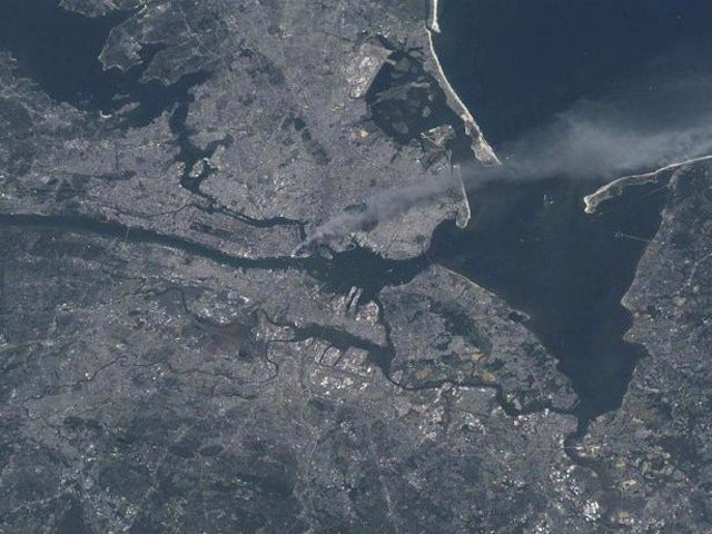 Frank Culbertson watched 9/11 from the ISS