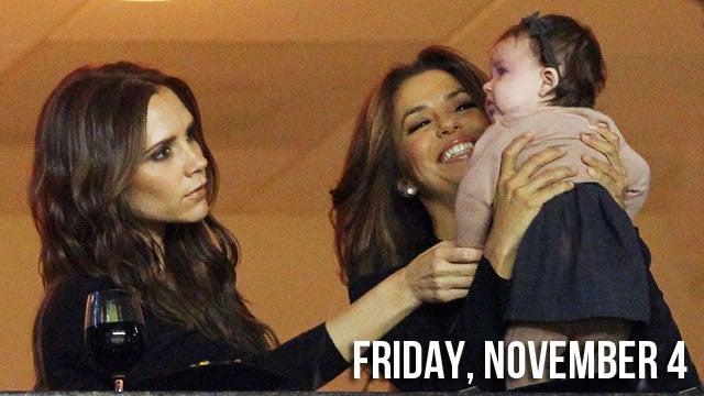 Eva Longoria Held Victoria Beckham's Baby, Which Means She's Desperate For One Of Her Own