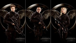 New <em>Mockingjay</em> Posters Show Off the Glorious Rebels of District 13