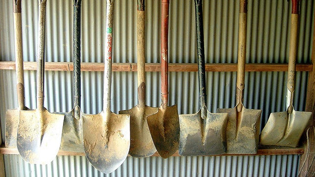 Choose the Right Shovel for Any Job (and Do Less Work)