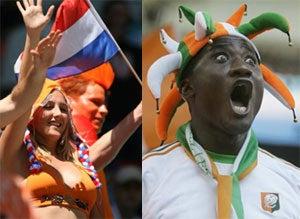 Live Blog: Netherlands vs. Cote d'Ivoire