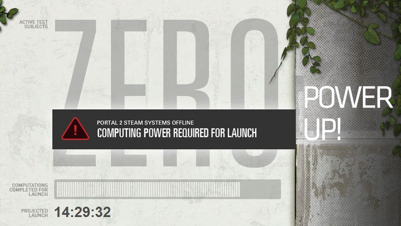 GLaDOS Is Powering Up, Is Portal 2 Imminent? [Updated]
