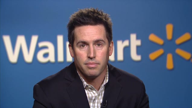 Walmart Spokesman Lied. What? Not a Walmart Spokesman!