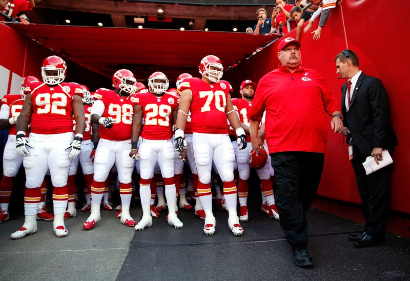 How The Chiefs Stopped Sucking In One Offseason
