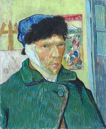 Van Gogh: Action Hero