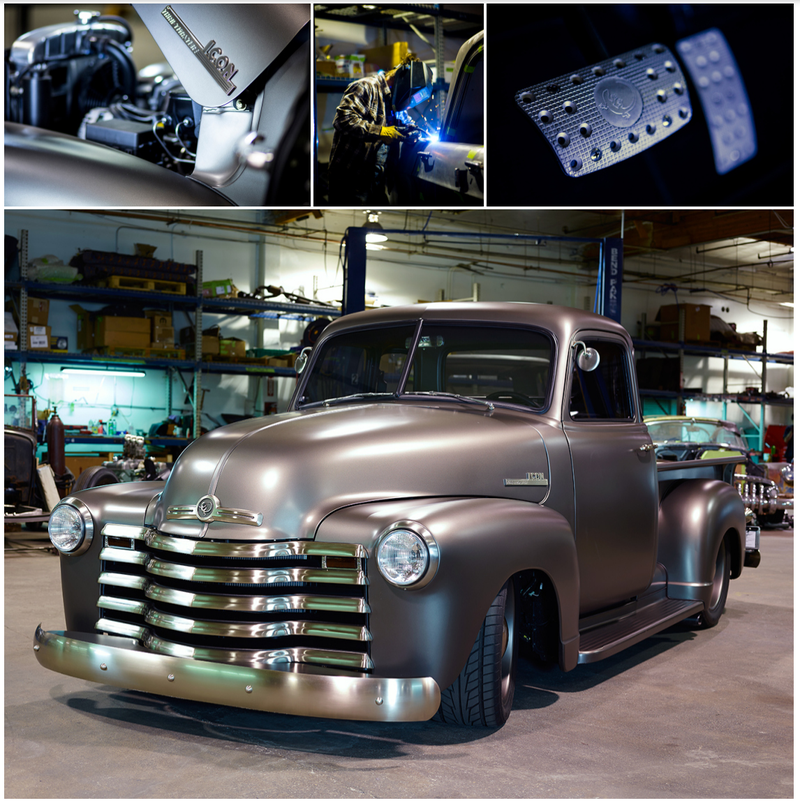 Making of an ICON - The Chevy Thriftmaster Truck