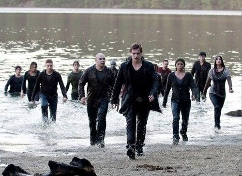 David Slade on bringing the violence back to Twilight