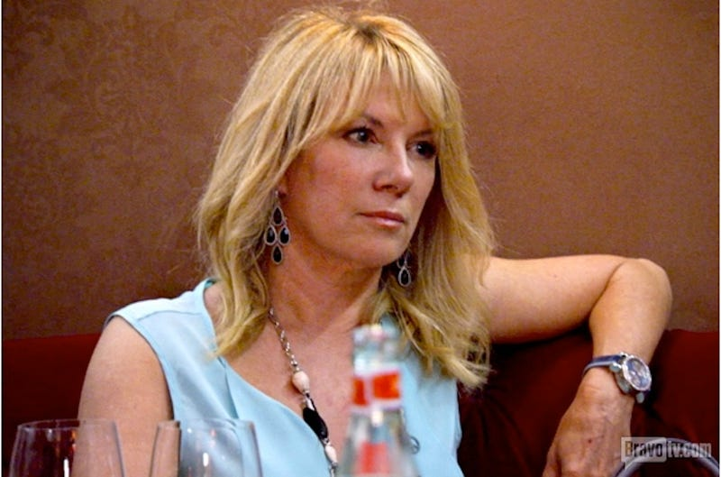 Real Housewives of New York Stage a Ramotional Intervention