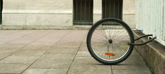 San Francisco Is Using GPS-Tagged Bikes to Bait Thieves