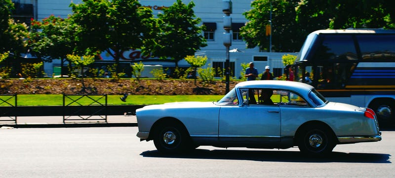 The Pinnacle Of French Elegance: A Facel Vega In Paris