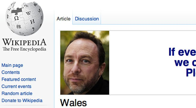 Who Is Wikipedia's Founder, Really?