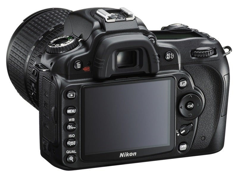 Nikon D90 Official: First DSLR Ever With HD Video Recording