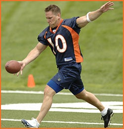 Who's The Next Punter To Attempt To Kill Off His Competition?