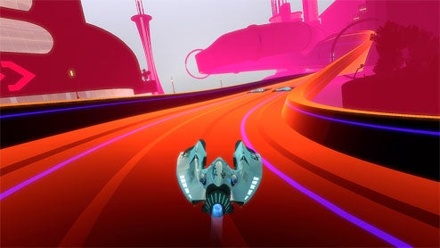 WipEout HD Leaves The Garage A Bit Buggy