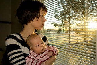 How Depression Harms Low-Income Moms And Babies